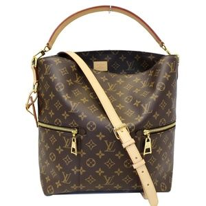 LOUIS VUITTON MELIE MONOGRAM CANVAS HOBO